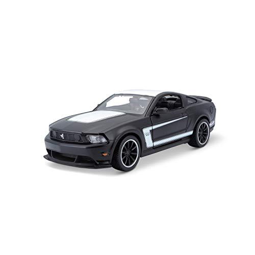 Maisto Ford Mustang Boss 302: Originalgetreues Modellauto 1:24,...