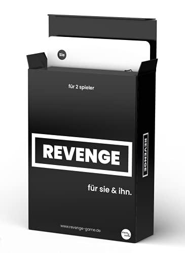 Revenge - für Sie und Ihn - das Real-Life Kartenspiel um den...