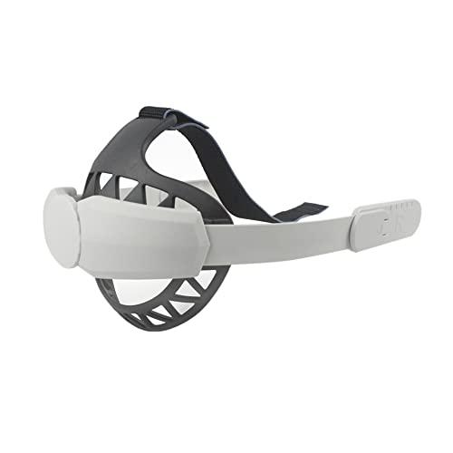 Mungowu Verstellbarer Kopf Gurt Halo Strap für Quest 2 VR...