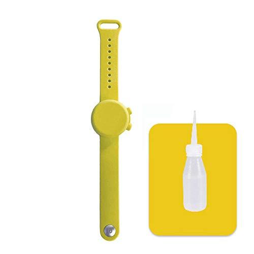 Hand-Desinfektionsmittel für Armband, tragbar, 10 ml, 10 Stück