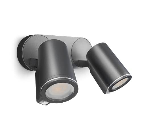 Steinel Spot DUO Sensor Connect LED-Strahler mit Bewegungsmelder,...