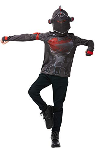 Rubie's Offizielles Fortnite Black Knight Kostümset