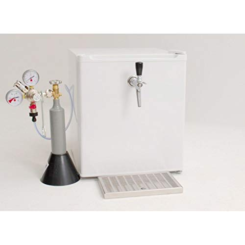 Faßbierkühlschrank A+ für 2x 5 Liter Dosen - mit Kompressor...