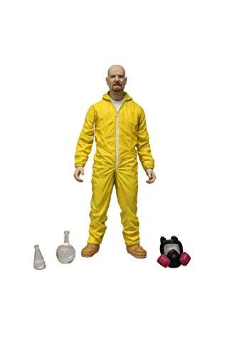 Mezco Breaking Bad - Walter White Yellow Hazmat Suit