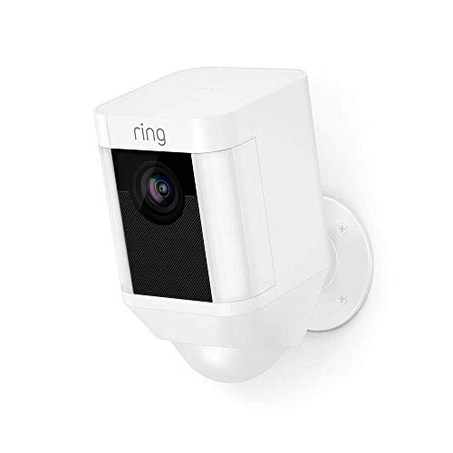 Ring Spotlight Cam Battery von Amazon | HD Sicherheitskamera mit...