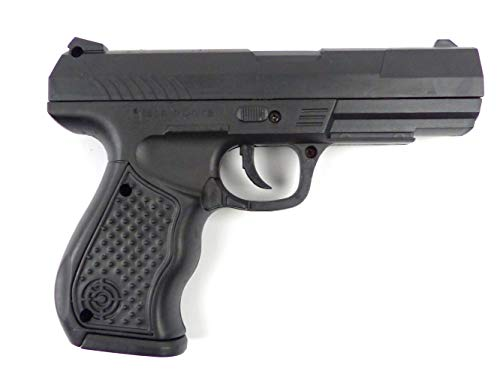 Evil Wear Kinder Spielzeug-Pistole Softair-Waffe schwarz...