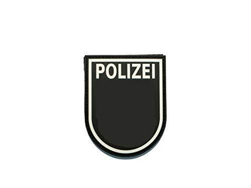 ATG Ärmelabzeichen Polizei Mecklenburg-Vorpommern 3 D Rubber...
