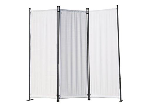 Angel Living Paravent 3tlg Sichtschutz,Gartensichtschutz,Faltbildschirm Raumteiler Sichtschutz...