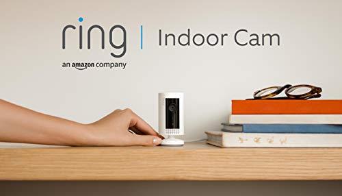 Ring Indoor Cam von Amazon, eine kompakte...