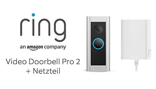 Wir stellen vor: Ring Video Doorbell Pro 2 mit Netzteil von...