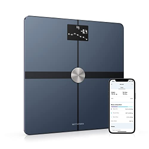 Withings Body+ - WLAN-Smart-Waage mit...