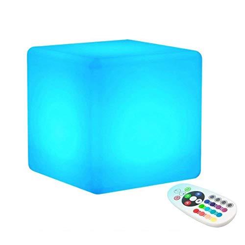 KEEDA LED RGB Beleuchtung, Außenleuchte, Aufladbare LED Licht,...