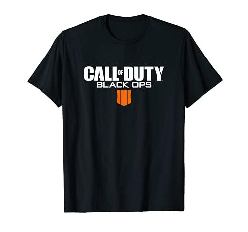 Call of Duty: Black Ops 4 Logo Premium T-Shirt