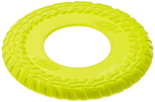 Nerf Dog Hundespielzeug Profil Flyer, Frisbee aus Gummi,...