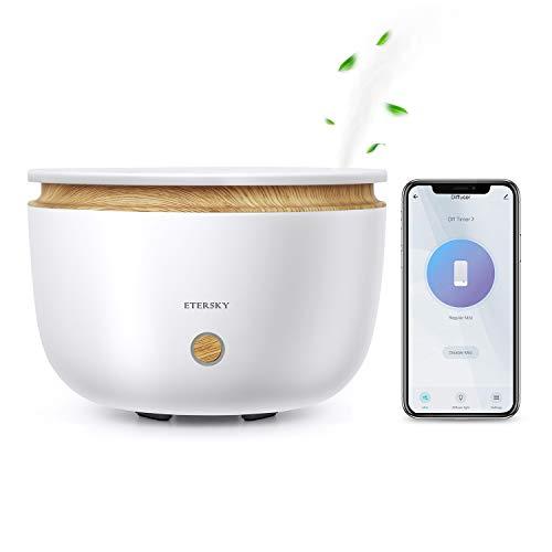 Smarter Wifi Aroma Diffuser für Alexa & Google Home, Siri
