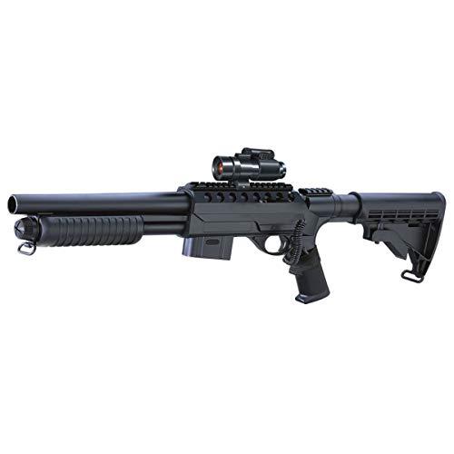 Rayline Softair Gewehr Shotgun Pumpgun RM47D1 ABS 1:1 67,5cm...