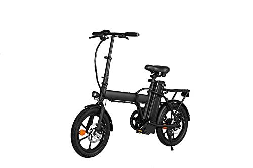 20 Zoll Klappbares E-Bike, Elektrofahrrad E Bike Klapprad Fahrrad...