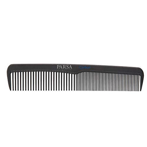 PARSA BEAUTY Universal-Haar-Kamm/Bartkamm 15 cm, antistatisch aus...