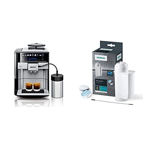 Siemens EQ.6 plus s700 Kaffeevollautomat TE657M03DE, 1.500 Watt,...