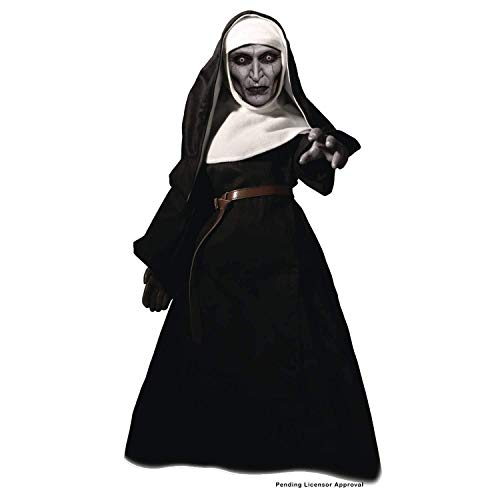 The Nun 18' Roto Plush Doll - Mezco Toyz Conjuring Univser