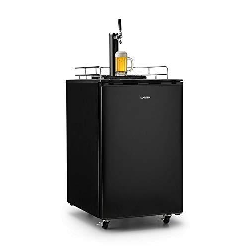 Klarstein Big Spender - Bierfass-Kühlschrank,...