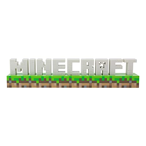 Minecraft Logo Light