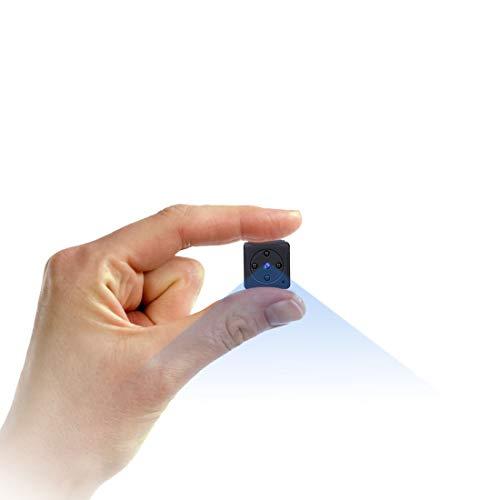 Mini Kamera,NIYPS Full HD 1080P Tragbare Kleine...