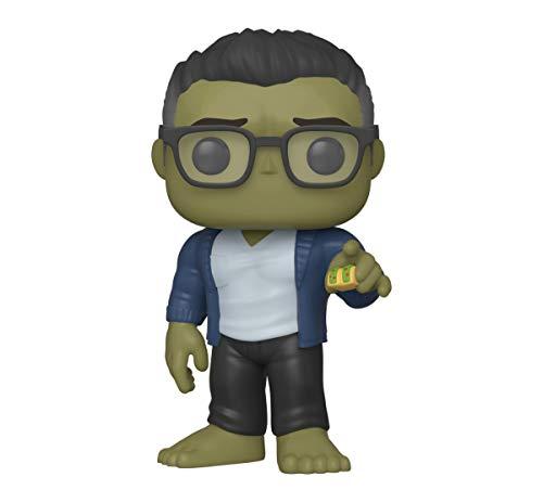 Funko 45139 POP Marvel: Endgame - Hulk w/Taco Actionfigur,...
