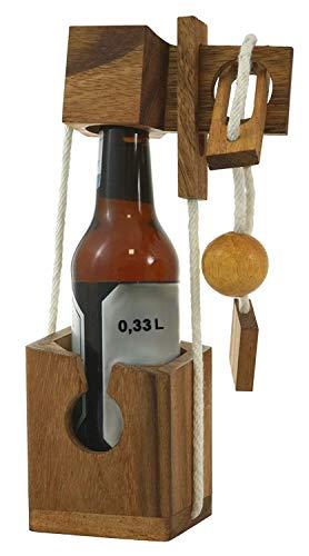 LOGOPLAY Mini Flaschen-Tresor extra für kleine Flaschen -...