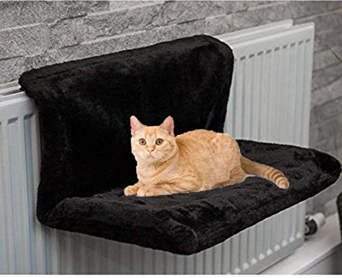 ADEPTNA Heizkörper-Hängematte für Katzen, Kätzchen,...