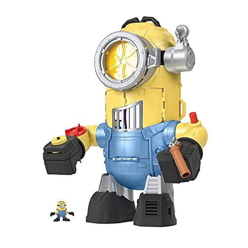 Imaginext Fisher-Price GNY91 - Minions MinionBot Spielset mit...