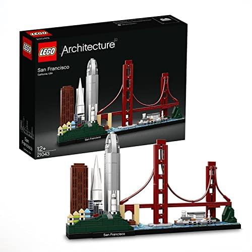 LEGO 21043 Architecture San Francisco Modellbausatz für...
