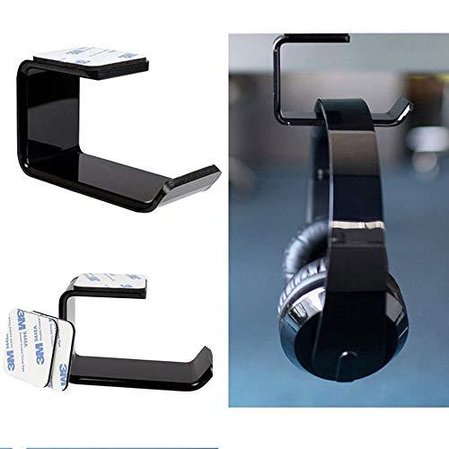 AoKns Kopfhörer Ständer, Universal Unter-Tisch Headset Halter...