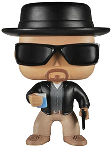 Funko 4343 POP Vinyl Breaking Bad Heisenberg Figure