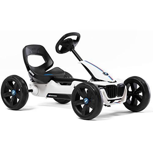 BERG Gokart Reppy BMW | KinderFahrzeug, Tretauto mit Optimale...