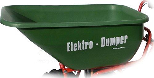 POWERPAC Wanne 180ltr. passend für ED120 - AKKUSCHUBKARRE...
