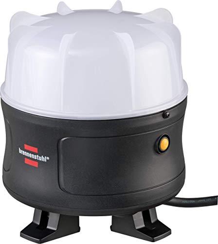 Brennenstuhl Mobiler 360° LED Strahler / LED Baustrahler 50W...