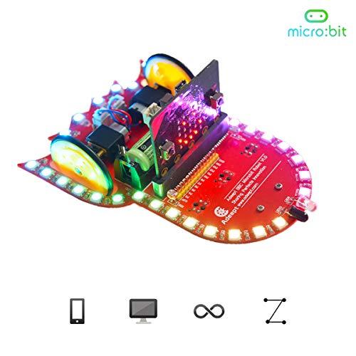 Adeept BBC Micro: Bit Smart Robot Car Kit   Programmierbares...