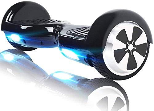 TOEU Hoverboard 6.5' Self Balance Scooter mit Bluetooth - Elektro Scooter Geschenk...