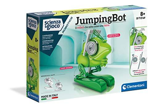 Clementoni 19239 Wissenschaft und Spiel Robotics – JumpingBot...
