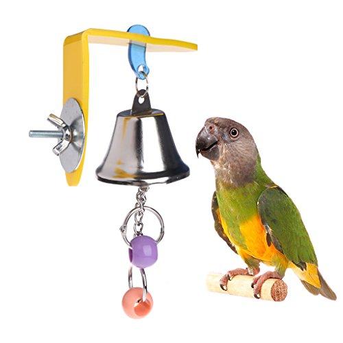 Yoli Spielzeug von Vögeln in für Wellensittiche Papageien...