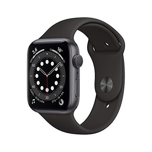 AppleWatch Series6 (GPS, 44mm) Aluminiumgehäuse Space...