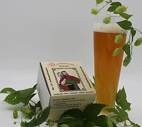 Bierbrauset für leckeres Landbier
