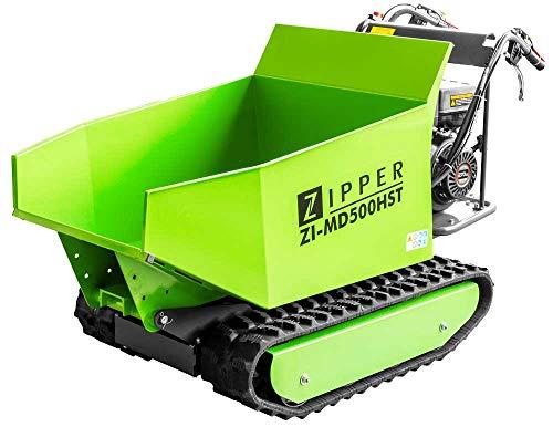 ZIPPER ZI-MD500HST Miniraupendumper | Motorschubkarre |...