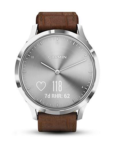 GARMIN Hybrid-Smartwatch Vivomove™ HR Premium 010-01850-AD