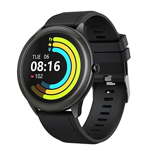 Vigorun Smartwatch, 1,28 Zoll Touchscreen Fitness Tracker für...