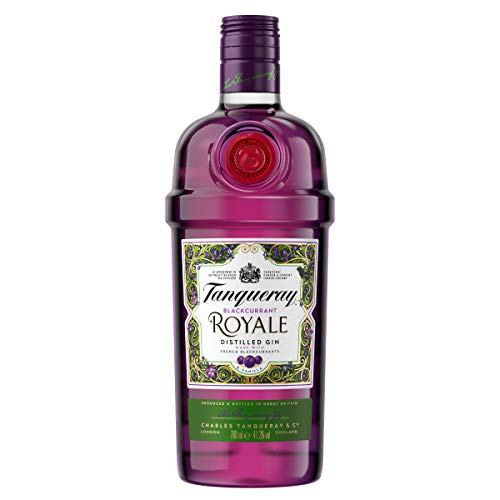 Tanqueray Blackcurrant Royale Distilled Gin – Ideale Spirituose...