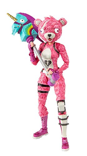heo MCF10601-5 Fortnite Actionfigur Cuddle Team Leade, bunt