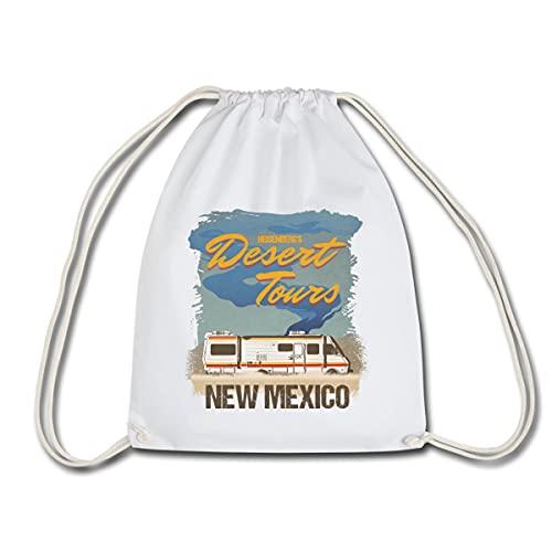 Spreadshirt Breaking Bad Desert Tours New Mexico Turnbeutel,...