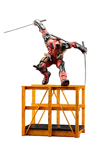 Kotobukiya MK215 1: 6 Marvel Now. Super Deadpool Figur